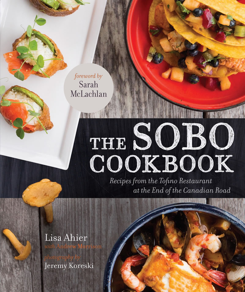 SOBO Cookbook